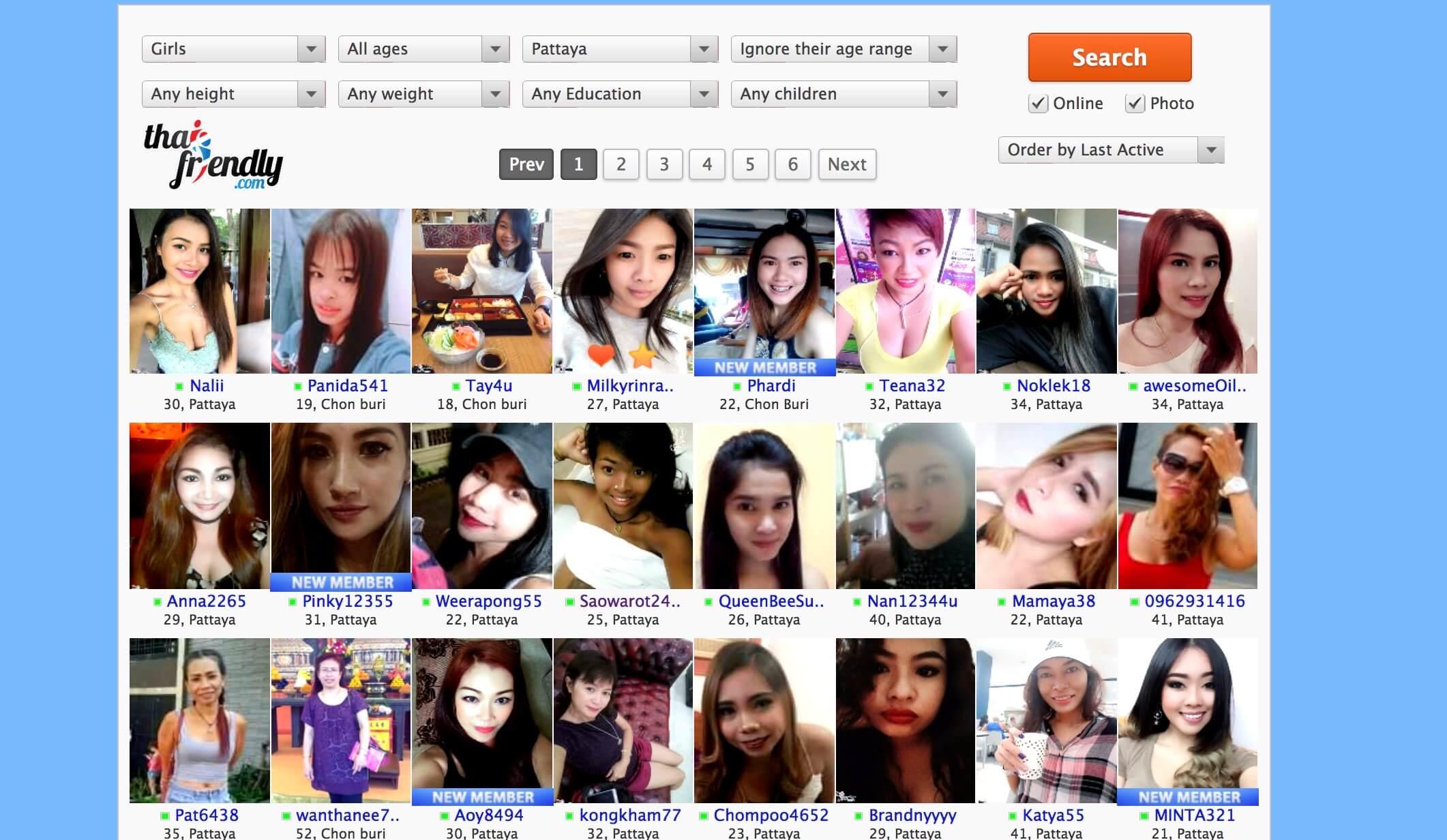 Thaifriendly - Singlebörse Thailand